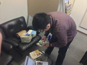 松田さんの働きは会員様からも様々な面で評価されています。