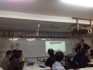 坂田誠先生の動画活用セミナー開催
