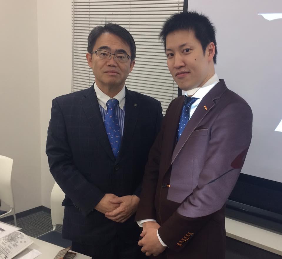 愛知県の大村知事と