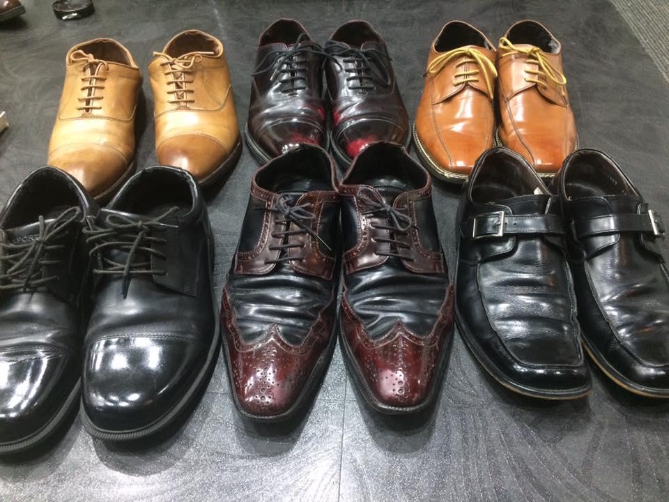ビジネスは足元から。靴磨きで印象アップと社会貢献!