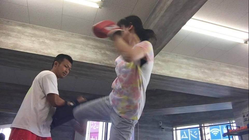写真_キックボクシング