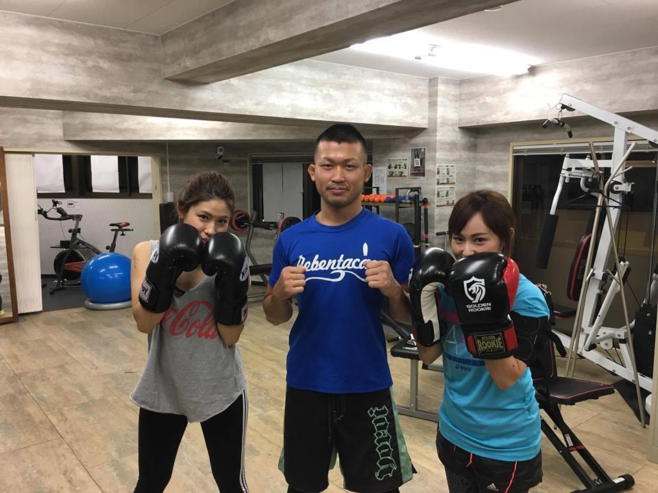 1/25 Tasシェイプアップできるエンジョイキックボクシング(^^初心者女子も安心♩
