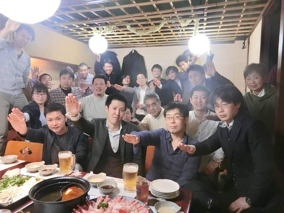 実践士業塾20回記念!