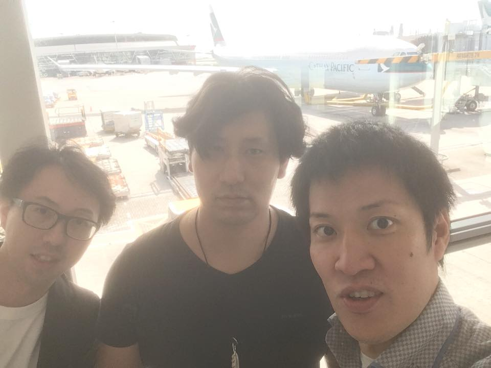 タイから帰国